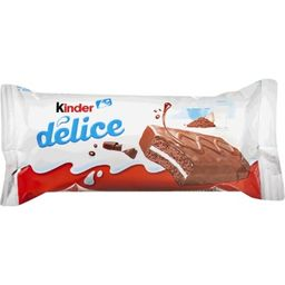 Pastelito Kinder Délice Cacao 39 g