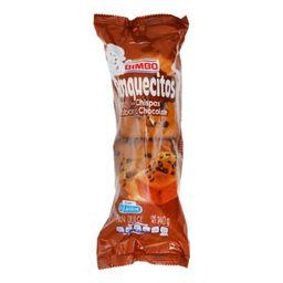 Bimbo Panquecitos Chispas de Chocolate