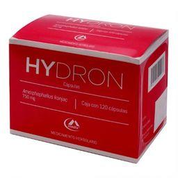 Hydron 750Mg 120 Capsulas