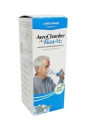 Aerochamber Plus Flow-Vu Adulto