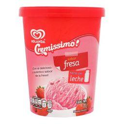 Holanda cremissimo sabor fresa