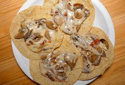Tacos de Quesongos