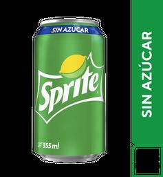 Sprite Sin Azúcar 355 ml