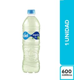 Agua Ciel Limon 600 ml