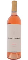 Merlot 100% Vino Rosado Rivero Gonzalez 2019