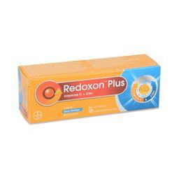 Redoxon Plus 10 Tabletas (1 g)