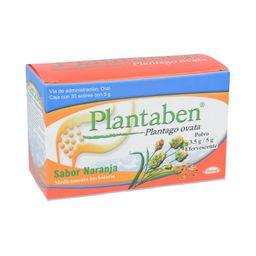 Plantaben Sabor Naranja Efervescente Naranja 30 u (3.5 G)