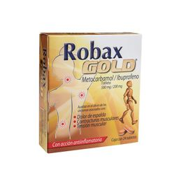 Robax Gold (500 Mg/200 Mg)