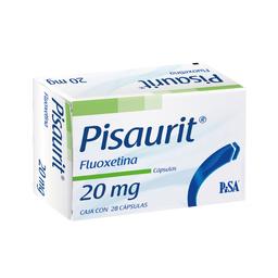 Pisaurit 28 Cápsulas (20 mg)