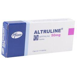 Altruline 14 Tabletas (50 mg)