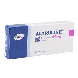 Altruline 28 Tabletas (50 mg)