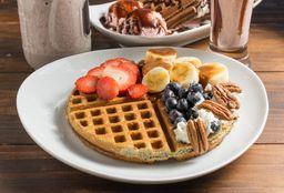 Waffle 3 Estaciones