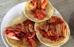 Taco Bistec de Res