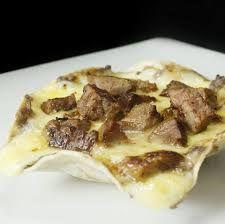 Taco Bistec con Queso