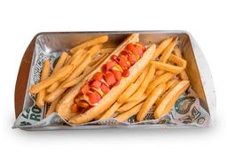 Hot Dog & Fries