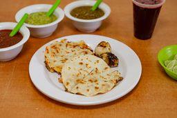Chavindeca Combinada Bistec/Chorizo