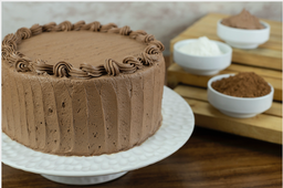 Pastel Chocolate Americano