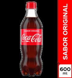 Coca-Cola 600 ml.