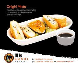 Onigiri Mixto