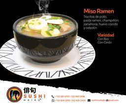Sopa Miso Ramen Res