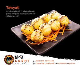 Pasta Takoyaki