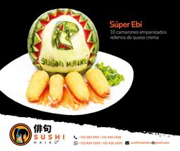 Empanizado Super Ebi