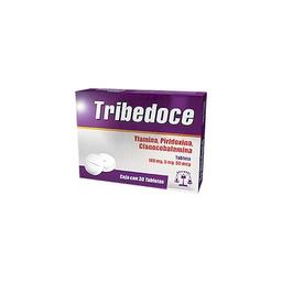 Bruluart Tiamina 100 mg Piridoxina 5 mg Cianocobalamina 50 mg