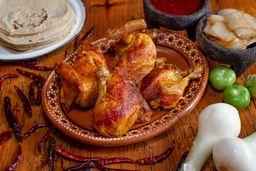 Paquete Choncho Rostizado, Tortillas