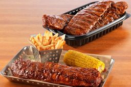Famous Baby Back Ribs 4 Racks