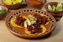 Orden de Tacos de Longaniza