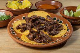 Orden de Tacos de Arrachera