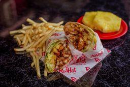 Hawaiian Chicken Wrap