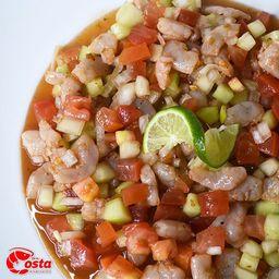 Ceviche Mixto + Refresco