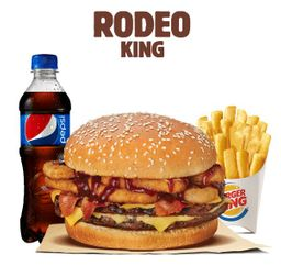 Combo Rodeo King