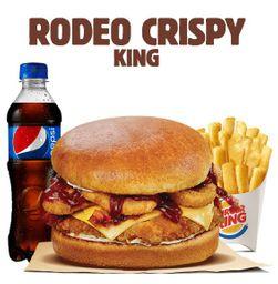 Combo Rodeo Crispy King