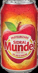 Mundet Manzana 330 ml.