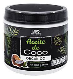 Aceite de Coco Bio Nutrients Orgánico 440 mL