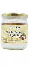 Aceite de Coco Ecoidea Orgánico 473 mL