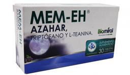 Suplemento Alimenticio Mem Eh 30 Tabletas