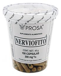 Suplemento Alimenticio Nerviofito 150 Cápsulas