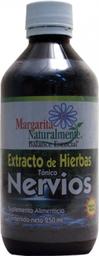 Suplemento Alimenticio Margarita Natural Tónico Nervios 250 mL