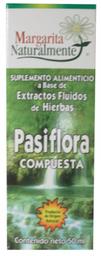 Suplemento Alimenticio Margarita Natural Pasiflor 50 mL
