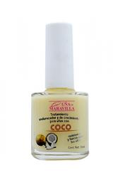 Esmalte Maravilla Endurecedor de Uñas Con Coco