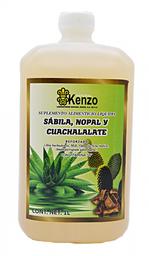 Suplemento Alimenticio Kenzo Sábila Nopal y Cuachalalate 1 L