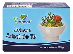Jabón Vidanat Árbol Del Té 125 g