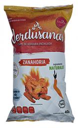 Chips de Verdura Verdusanas Enchilada de Zanahoria 40 g