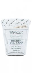 Suplemento Alimenticio Prosa Hierba Del Sapo 350 mg x 150