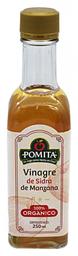 Vinagre de Sidra Pomita de Manzana Orgánico 250 mL