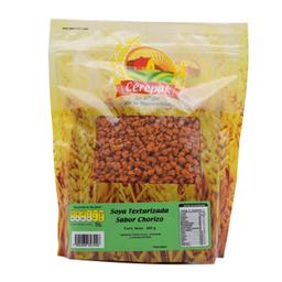 Soya Cerepak Texturizada Sabor Chorizo 300 g