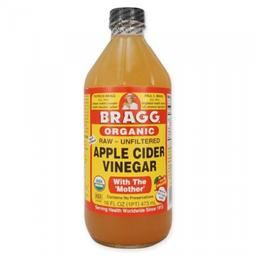 Vinagre de Manzana Bragg Orgánico 473 mL